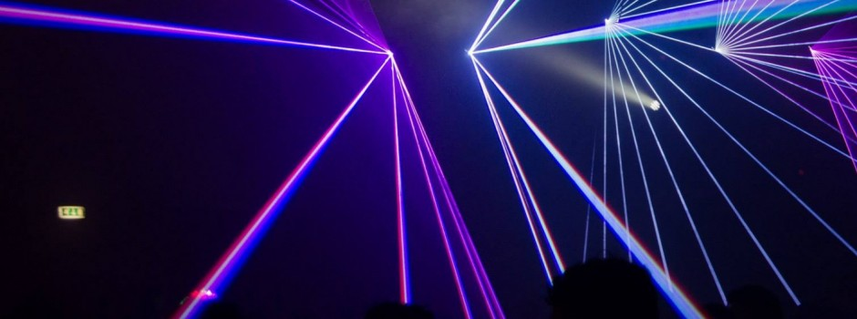 Spectaculaire Lasershows